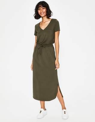 Boden Lola Jersey Midi Dress