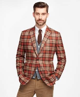 Brooks Brothers Regent Fit Tartan Sport Coat