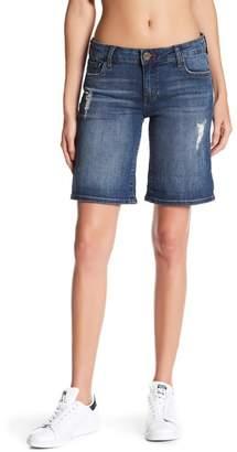 KUT from the Kloth Katy Boyfriend Shorts