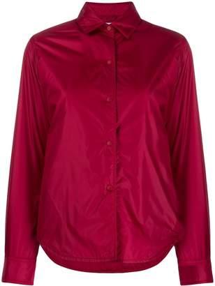 Aspesi press stud shirt jacket