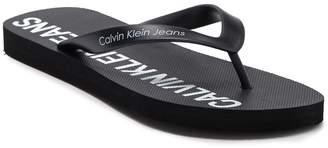 Calvin Klein Jeans Errol Jelly Flip Flop