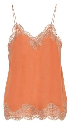 Chloé Lace-trimmed camisole