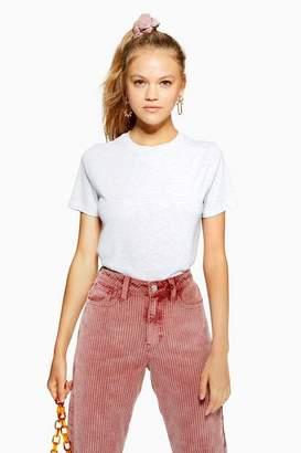 Topshop Womens Premium Clean T-Shirt