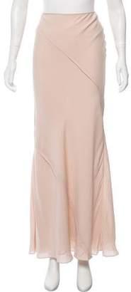 Joseph Silk Maxi Skirt