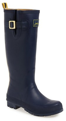 Joules 'Field Welly' Rain Boot $74.95 thestylecure.com