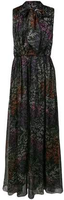 Co floral maxi dress