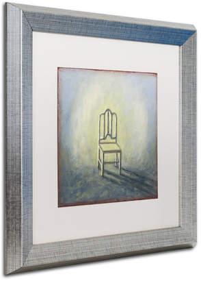 Trademark Global Rachel Paxton 'Chair' Matted Framed Art