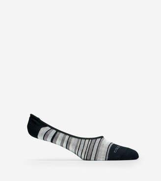 Cole Haan Town Stripe Sock Liner – 2 Pack