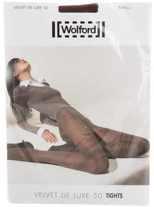 Wolford Velvet De Luxe 50 Tights w/ Tags