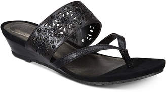Kenneth Cole Reaction Women's Great Chime Wedge Sandals Women's Shoes