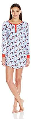 Hello Kitty Women's Dream on Sleep Shirt $32 thestylecure.com