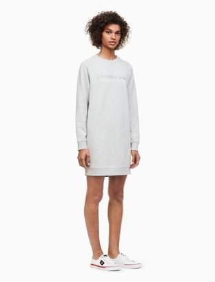 Calvin Klein institutional logo dress