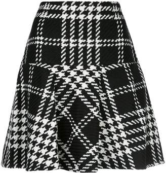 Paule Ka houndstooth skirt