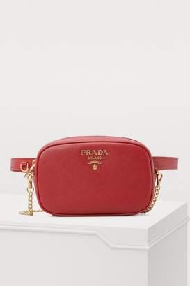 47abb15557e6 Prada Belt Bag - ShopStyle