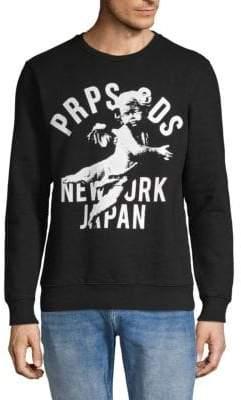 PRPS Sun Dog Graphic Sweatshirt