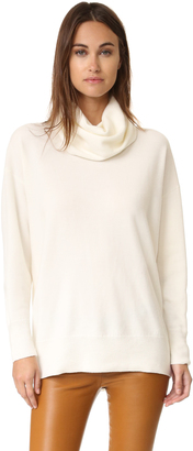 DKNY Pure DKNY Turtleneck Pullover $298 thestylecure.com