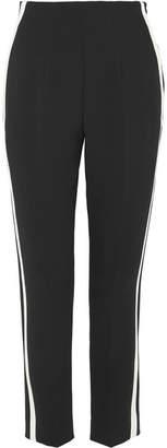 Rag & Bone Elliot Striped Crepe Slim-leg Pants