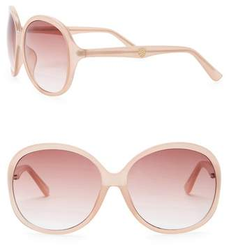 Vince Camuto Women's 63mm Oversized Rounded Sunglasses