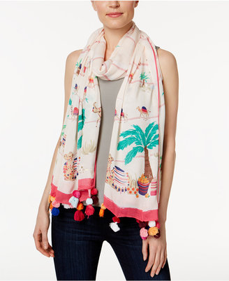 kate spade new york Desert Scarf $118 thestylecure.com