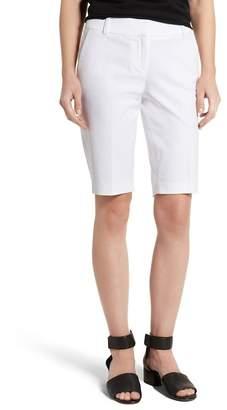 Halogen Stretch Bermuda Shorts (Regular & Petite)
