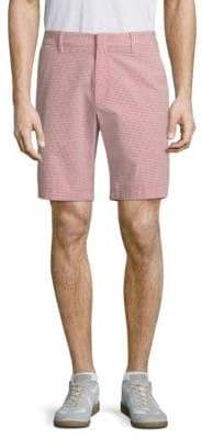Zachary Prell Finge Cotton Shorts