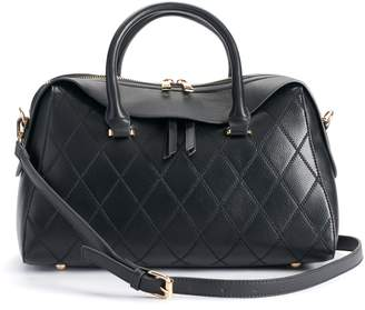 Mellow World Felicity Quilted Satchel