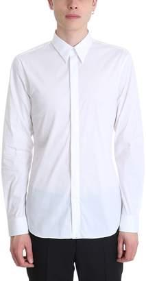 Givenchy White Cotton Shirt