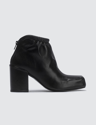 Aalto Chucky Square Leather Boots