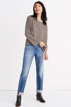 Madewell Libretto Stripe Wide Sleeve Top