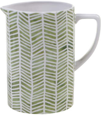 Certified International Patterns 80Oz Pitcher