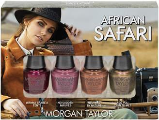 Morgan Taylor Online Only African Safari Mini 4 Pack
