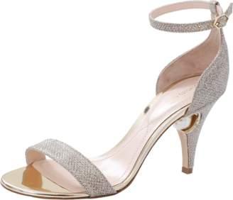 Nicholas Kirkwood Penelope Pearl Lurex Sandal