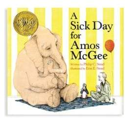 DAY Birger et Mikkelsen Macmillan A Sick for Amos McGee Book