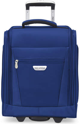 """Ricardo Closeout! Oceanside 16"""" Under-Seat Rolling Tote"""