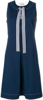 Fay flared design dress