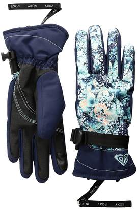 Roxy Jetty Gloves Extreme Cold Weather Gloves