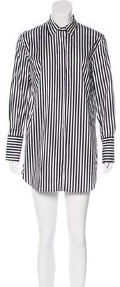 By Malene Birger Oxford Mini Shirt Dress