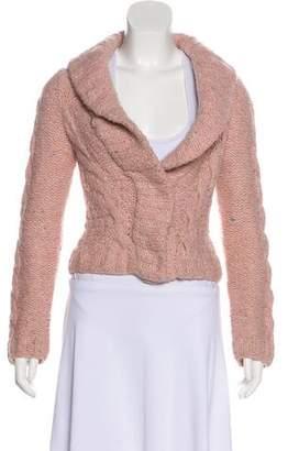 Diane von Furstenberg Wool-Blend Knit Sweater