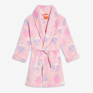 Joe Fresh Toddler Girls' Fleece Robe, Pink (Size 3)