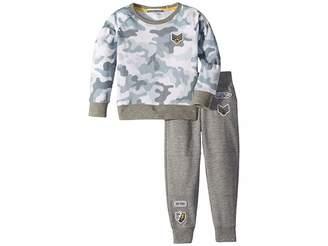 PJ Salvage Kids Camo Cool PJ Set (Toddler/Little Kids)