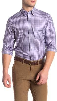 Tailorbyrd Plaid Long Sleeve Shirt