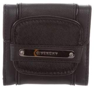 Givenchy Leather Compact Wallet