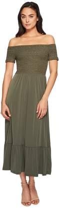 MICHAEL Michael Kors Smock Bodice Dress Women's Dress