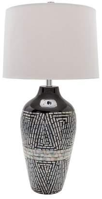 Surya Hillrose Table Lamp