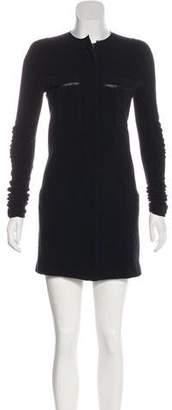 Haider Ackermann Zip-Up Sweater Dress w/ Tags