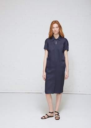 Zero Maria Cornejo Concave Shirt Dress