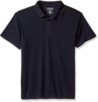 Izod Uniform Men's Short Sleeve Performance Polo