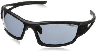 Tifosi Optics Dolomite 2.0 M Black Tactical Safety Sunglasses with Smoke Lens