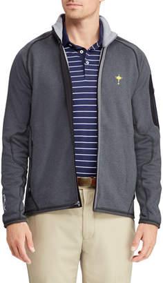 Ralph Lauren Men's Ryder Cup Power-Stretch Zip-Front Wind Golf Jacket
