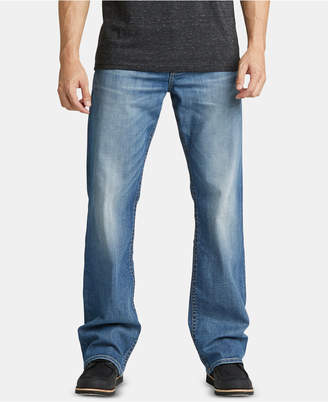 Silver Jeans Co. Men Zac Relaxed Straight Jeans